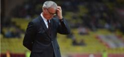 ASM : Claudio Ranieri n'entraînera plus Monaco la saison prochaine