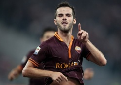 Miralem Pjanic prolonge à l'AS Roma