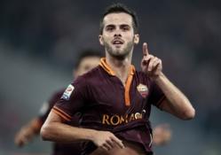 Miralem Pjanic prolonge à l'AS Roma
