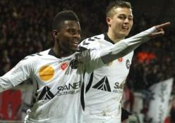 Mercato - Stade de Reims  : Floyd Ayité dans le viseur de l'Eintracht Francfort !
