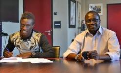 Lyon : premier contrat professionnel pour Mour Paye