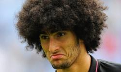 Manchester United prêt à brader Fellaini ?