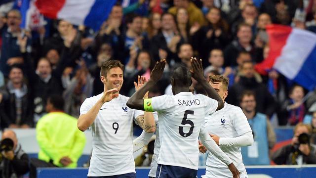 Amical - CM2014 : La France sans problème face à une équipe de Norvège en construction