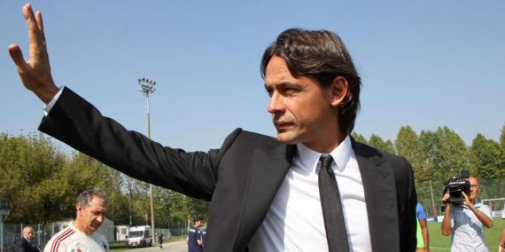 Milan AC : Inzaghi n'a eu aucune proposition !