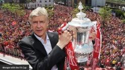 Arsène Wenger prolonge à Arsenal