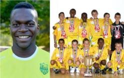 Anthony Walongwa signe son premier contrat professionnel avec Nantes