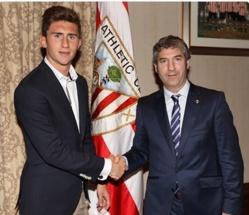 Nouveau contrat pour Aymeric Laporte à Bilbao