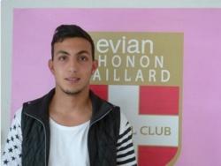ETG : premier contrat professionnel pour Zakariya Abarouai