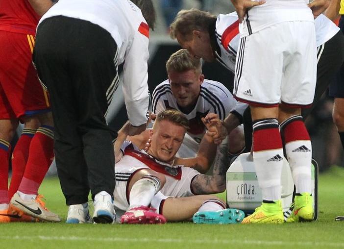 Allemagne : Marco Reus forfait pour le mondial !