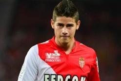 AS Monaco : James Rodriguez dans le viseur de Manchester United et Tottenham !