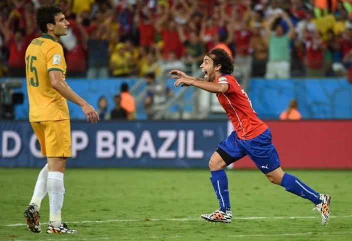 CM2014 : Le Chili assure l'essentiel !