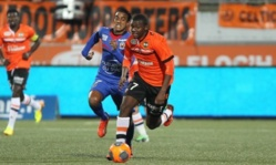 Sadio Diallo (re)prêté un an à Lorient