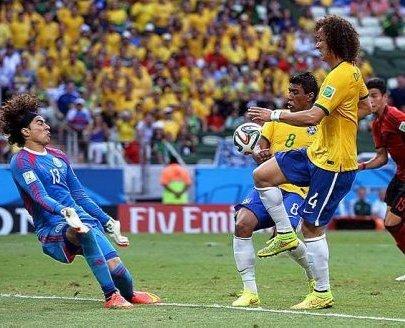 CM2014 - Le Mexique tient tête au Brésil !