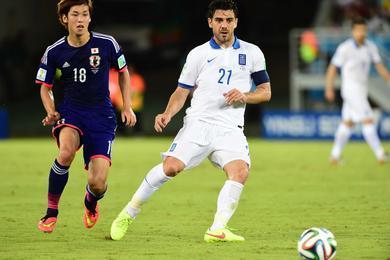 CM2014 - Un ennuyeux match nul entre le Japon et le Grèce (0-0)