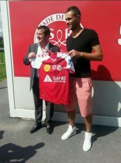 Grégory Bourillon s'est engagé au Stade de Reims (officiel)
