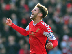Direction Liverpool pour Lallana