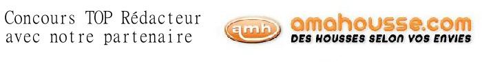 Concours Rédacteur Juillet 2014 : Bon d'achat de 80€ à gagner chez Amahouse