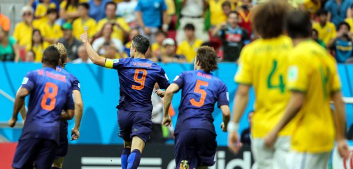 Et une humiliation de plus pour le Brésil, et une !