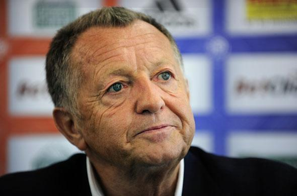 Jean-Michel Aulas optimiste pour le RC Lens !
