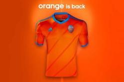 FC Valence : le maillot extérieur 2014/2015 entre en scène !