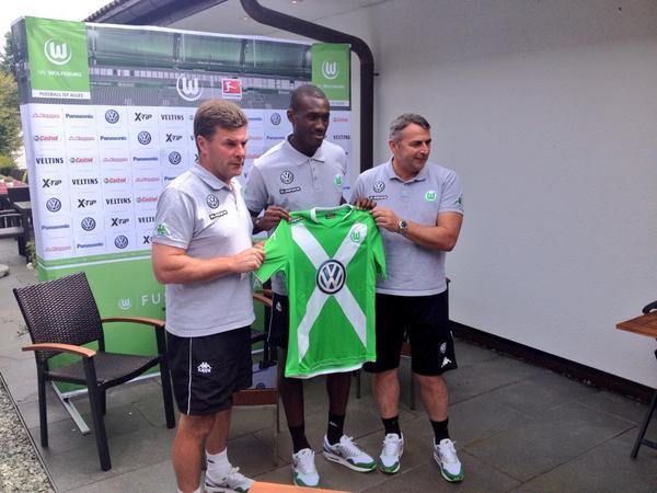 OFFICIEL : Guilavogui file à Wolfsburg !