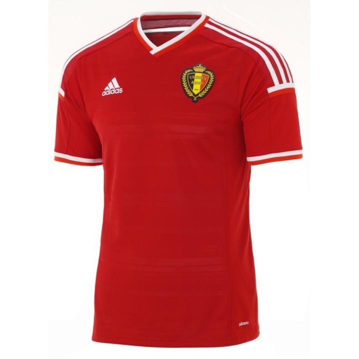 Adidas devient le partenaire de l'équipe nationale de football de la Belgique !