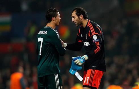 Real Madrid : L'émouvante lettre de Diego Lopez !