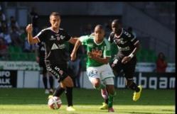 Le Stade de Reims s'incline contre Saint-Étienne