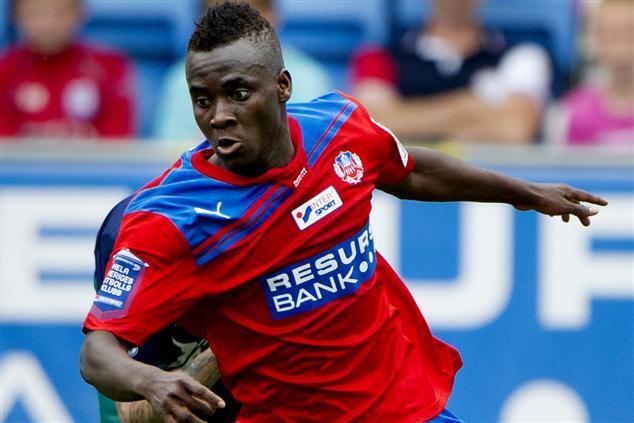 Un attaquant Nigérian proposé au RC Lens et au Stade de Reims  !