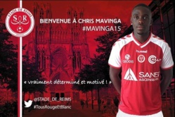 Chris Mavinga rejoint le Stade de Reims (officiel)