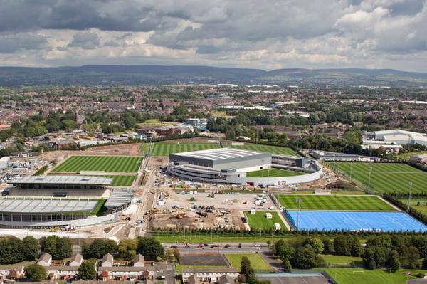Le nouveau centre d'entrainement à 250 millions d'euros de Manchester City !