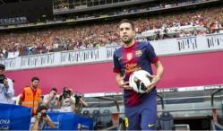Vers une prolongation de contrat pour Jordi Alba Au FC Barcelone