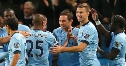 Manchester City cartonne Sheffield Wednesday en League Cup !