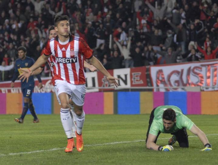 Un pépite Argentine suivie de près par le PSG !