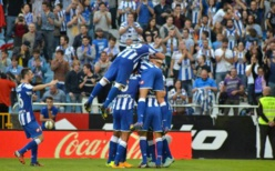 Première défaite de Valence contre le Deportivo la Corogne