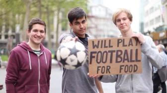 Footy For Food : Une nouvelle manière de Networker
