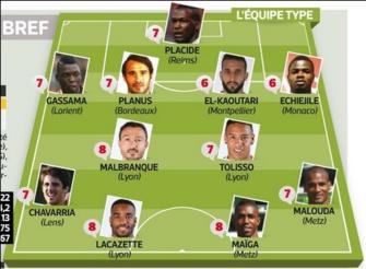 Bordeaux, OL, Reims : ils sont dans l'équipe-type de la 12e journée de Ligue 1