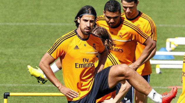"""Khedira: """"Je ne vois aucune raison de partir, Madrid est dans mon coeur"""""""