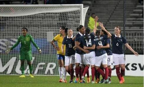 Mondial 2015 : les Bleues avec le Mexique, la Colombie et l'Angleterre