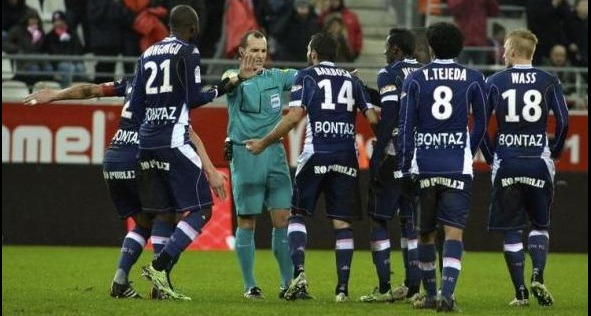 Evian-Cédric Barbosa : « qu'ils aillent se faire enc… »