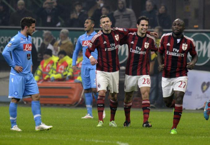 Serie A : Embouteillage au pied du podium !