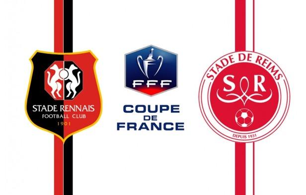 CDF, Rennes Reims : Les groupes
