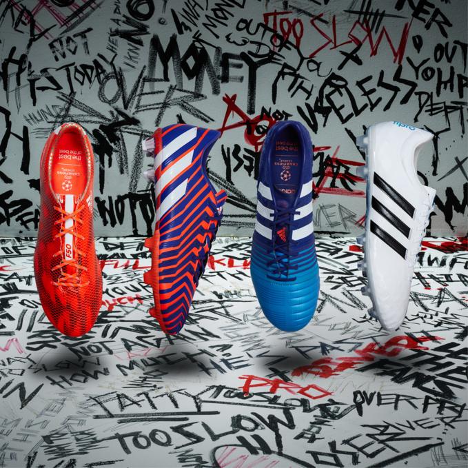 Gamme Sa Chaussures Adidas Dévoile De Nouvelle Football yt8x4FqFw5