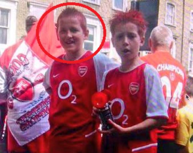 Et dire que Harry Kane était ( est ? ) un grand fan d'Arsenal ! (Photo)