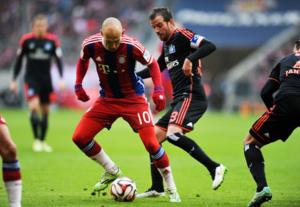 Bundesliga : Ça cartonne devant