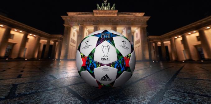 adidas dévoile le ballon officiel des phases finales de la Ligue des Champions 2015