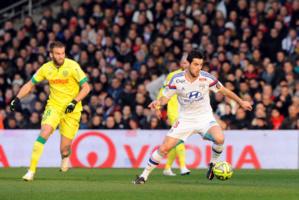 Malgré les apparences, ça plane pour Yoann Gourcuff et des Lyonnais solides contres Nantes !