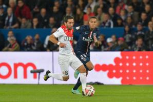Joao Moutinho et Gregory Van der Wiel pourraient se croiser dans un Monaco-PSG au sommet.