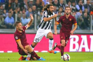 Plus qu'un Roma-Juventus, un duel de légendes à venir entre Andrea Pirlo et Francesco Totti.