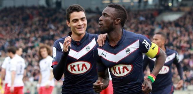 Le beau succès de Bordeaux contre le PSG